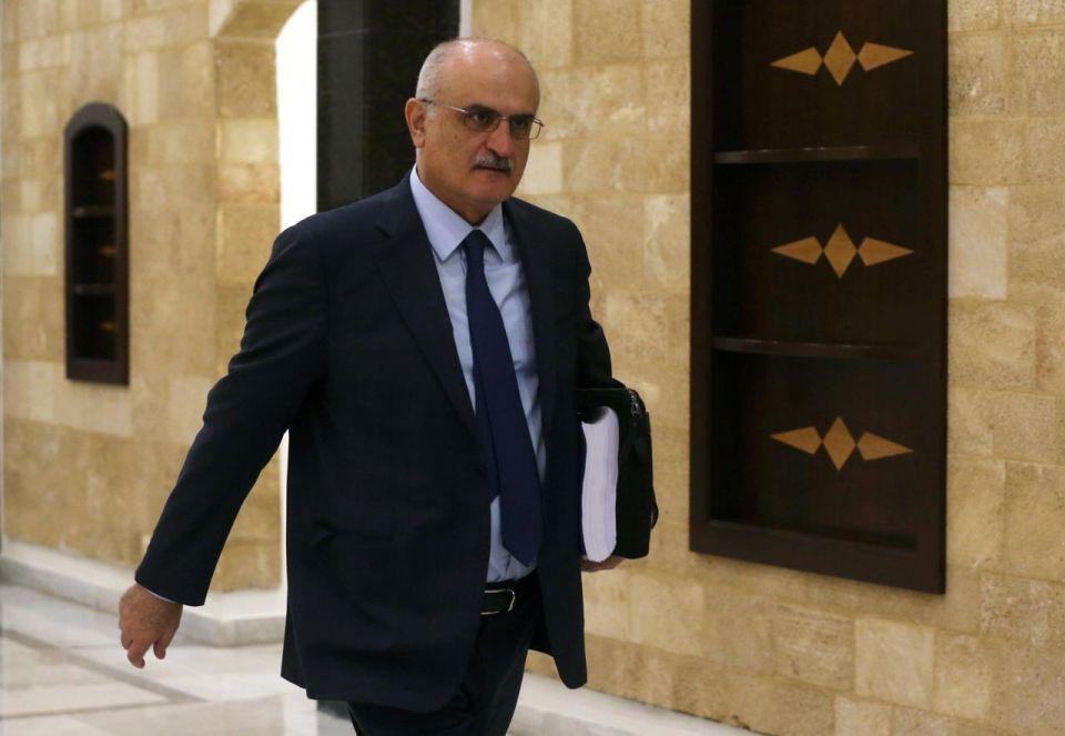 مجلس الوزراء اللبناني يقر ميزانية 2019