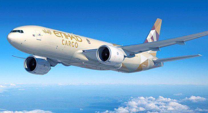 الاتحاد للطيران تستحوذ على الملكية الكاملة لشركة نقل للبضائع الثمينة