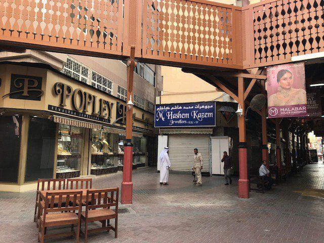 شاهد: بلدية دبي تنتهي من تطوير الأسواق التقليدية بمنطقة ديرة