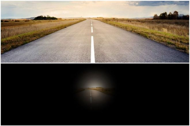 بالصور: العالم في عيون مصور أعمى