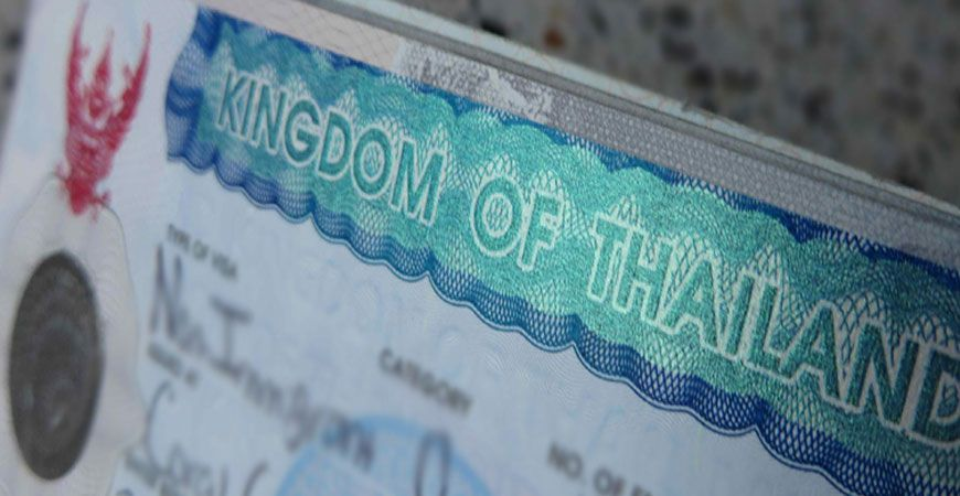 إعفاء مواطني 21 دولة من المقيمين بالإمارات من رسوم التأشيرة إلى تايلاند