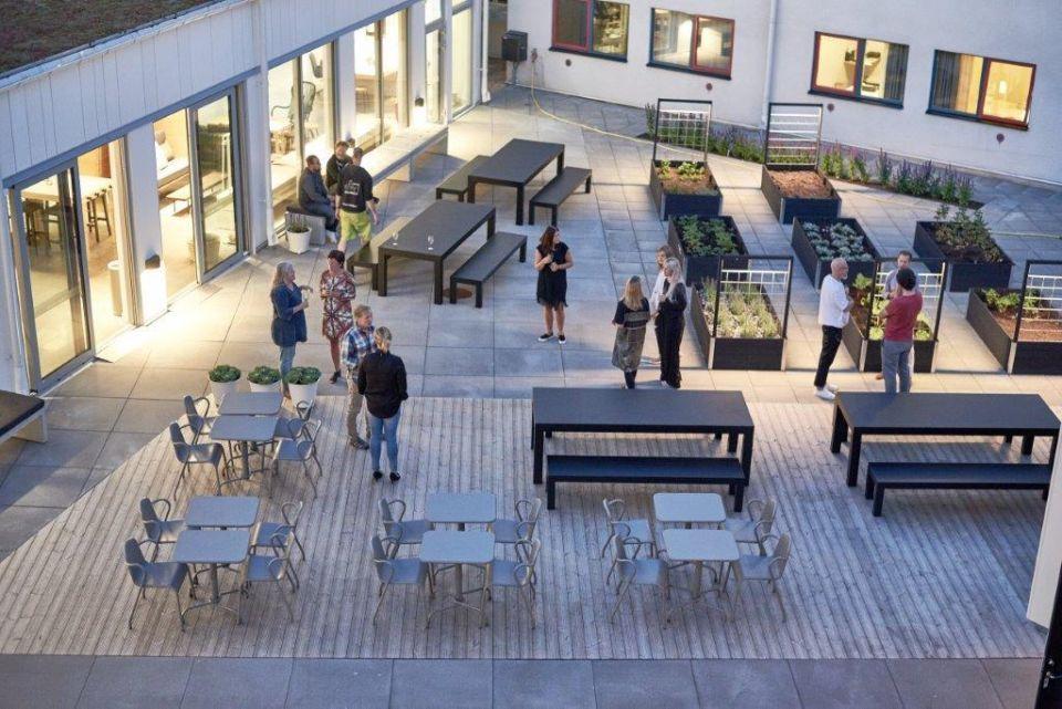 بالصور : فندق IKEA السويدي