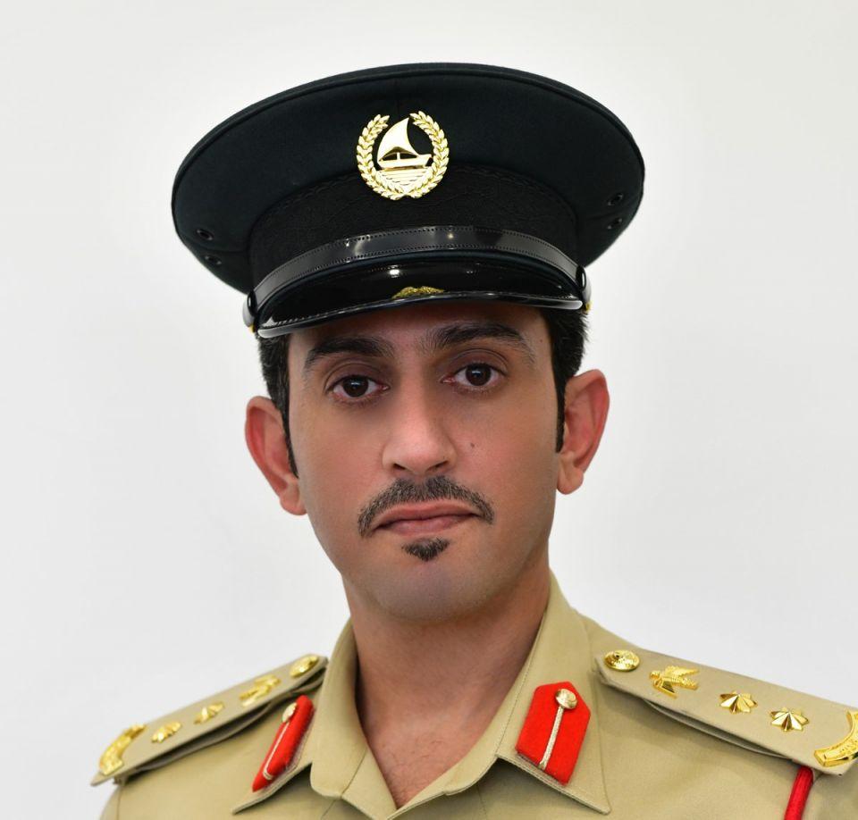 شرطة دبي تسجل 876 حادثاً مروياً في إجازة عيد الفطر السعيد