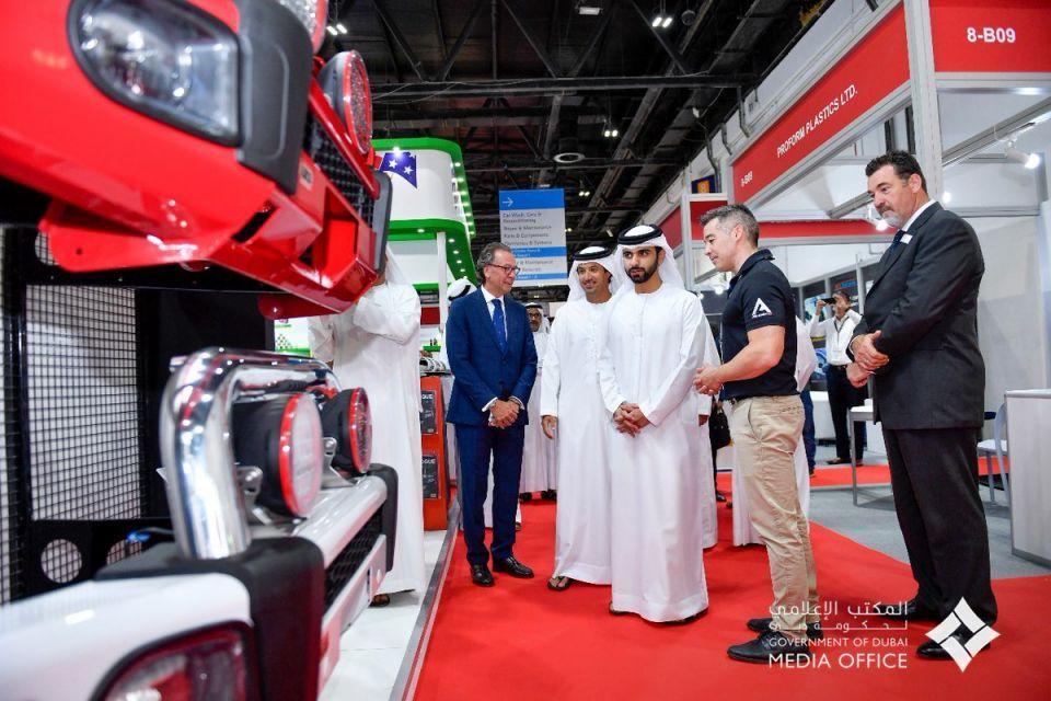 تجارة دبي بقطع غيار السيارات تقفز 32 % في عشر سنوات إلى 38 مليار درهم