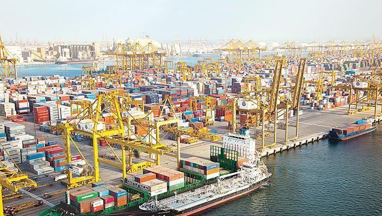 تجارة دبي الخارجية تواصل النمو.. 94 مليار دولار في الربع الأول