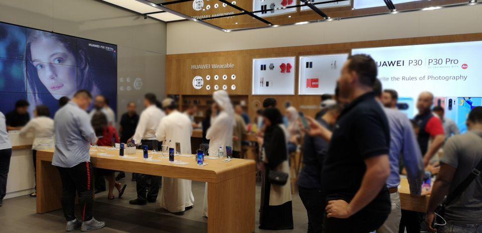 هواوي لأعمال المستهلكين تسجل زيادة بالمبيعات 81% في الإمارات