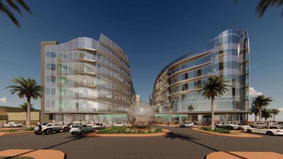 اعتماد المرحلة الثانية من مستشفى دانة الإمارات في أبوظبي