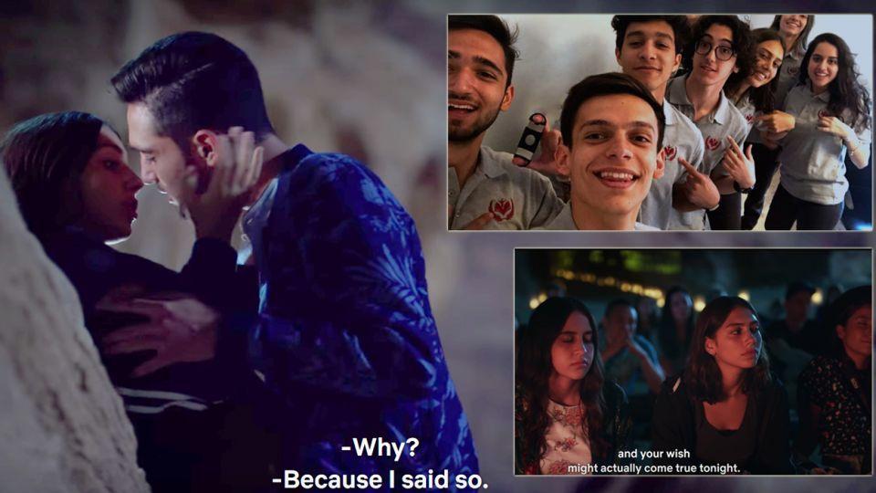 الجدل حول مسلسل جن الأردني على نتفليكس يساهم بالإقبال الكبير على مشاهدته