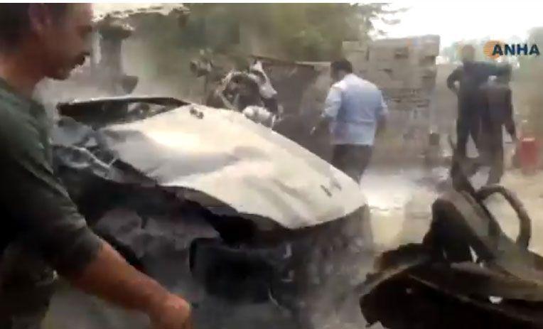 فيديو: انفجار عنيف بالقرب من مبنى أمني بمدينة القامشلي السورية