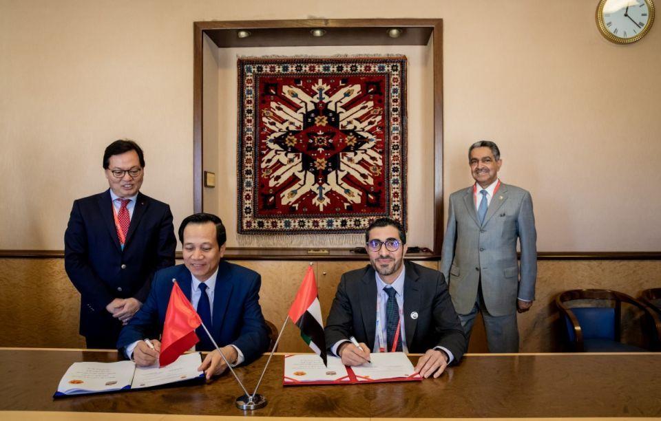 الإمارات توقع مذكرات تفاهم مع 3 دول آسيوية بشأن استقدام العمالة