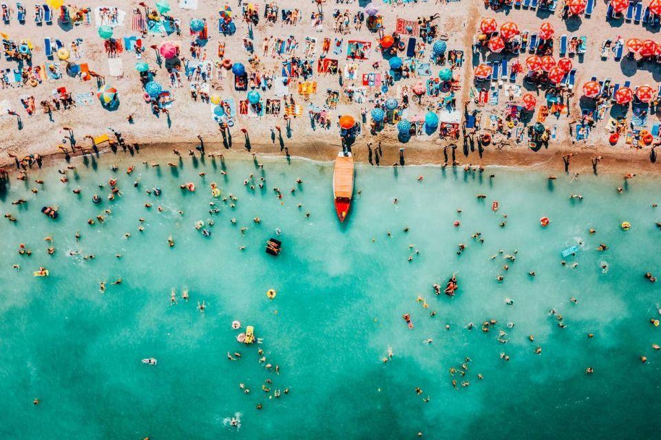 بالصور : أفضل الشواطئ في أوروبا