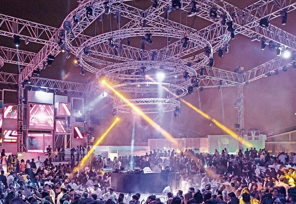 الإعلان عن افتتاح أول  نادي ترفيهي في السعودية اليوم الأربعاء