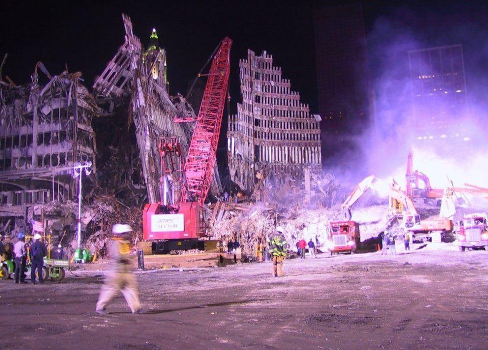 شاهد صور لم يسبق رؤيتها لهجمات 11 سبتمبر في نيويورك