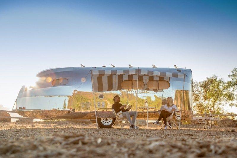 بالصور : أفخم قافلة للسفر في العالم