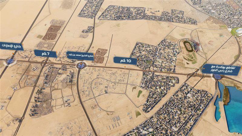 محمد بن راشد يعتمد مشروع تطوير طريق دبي-العين بتكلفة تتجاوز ملياري درهم
