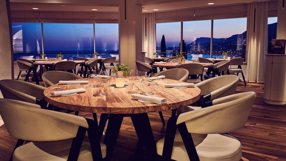 بالصور : أفضل مطعم في العالم