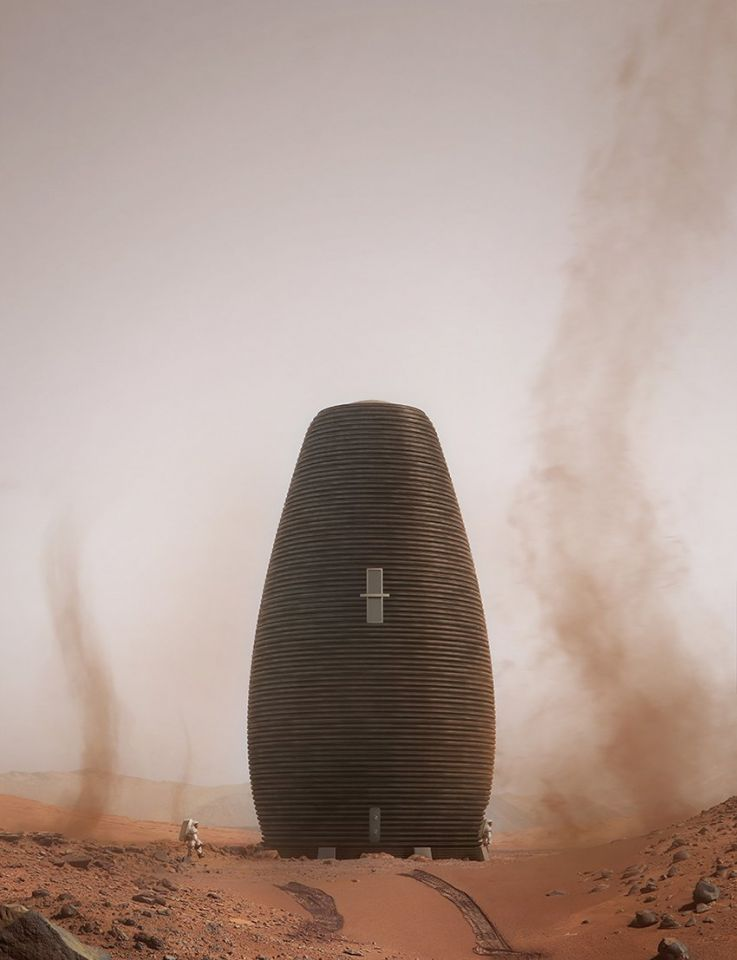 بالصور : ناسا تقدم تجربة الحياة في المريخ على الأرض
