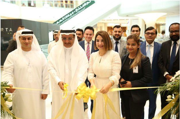 افتتاح عيادات السعودي الألماني في جميرا