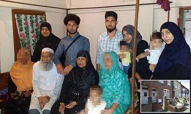 مقتل عائلة بريطانية بكل أفرادها الـ12 بمافيهم 3 أطفال في سوريا