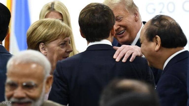 بالصور : أبرز اللحظات في قمة مجموعة العشرين