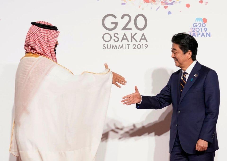 فيديو: السعودية تتسلم رئاسة مجموعة العشرين