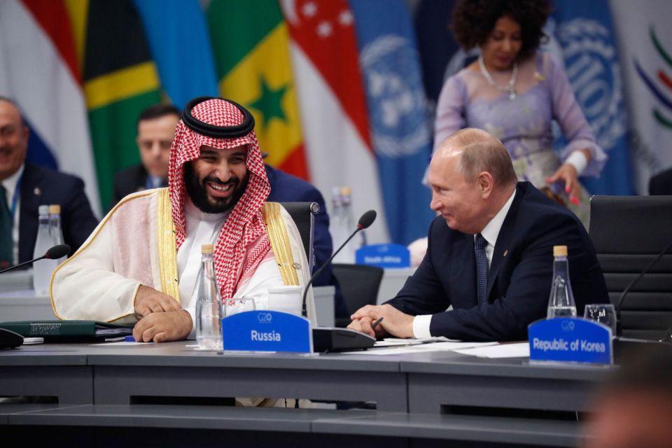 روسيا والسعودية أكبر دولتين نفطيتين تتفقان على تمديد اتفاق أوبك لخفض الإنتاج