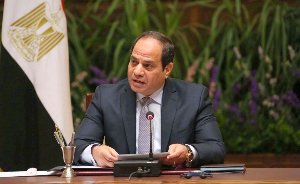 عبدالفتاح السيسي يعتمد أكبر ميزانية في تاريخ مصر