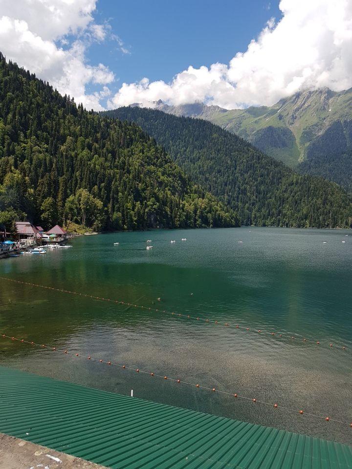 شاهد روعة الطبيعة والأماكن السياحية في أبخازيا