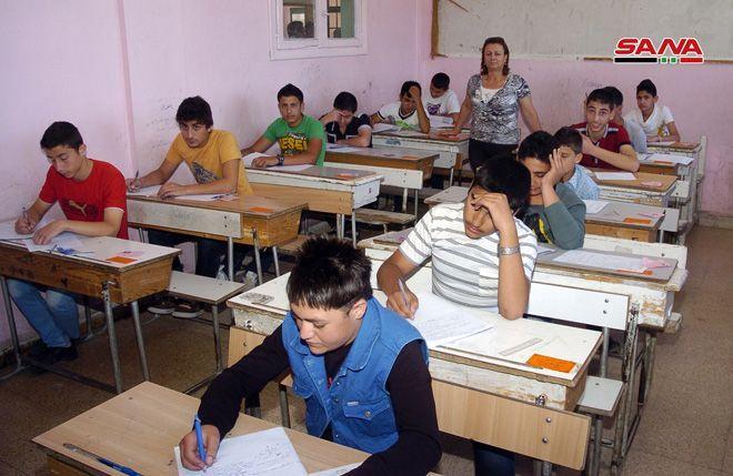 وزارة التربية السورية: إصدار نتائج الشهادة الثانوية يوم 13 يوليو