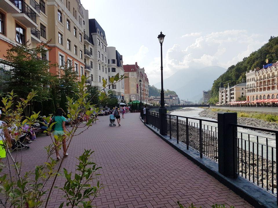 شاهد سوتشي أجمل مدينة على البحر الأسود