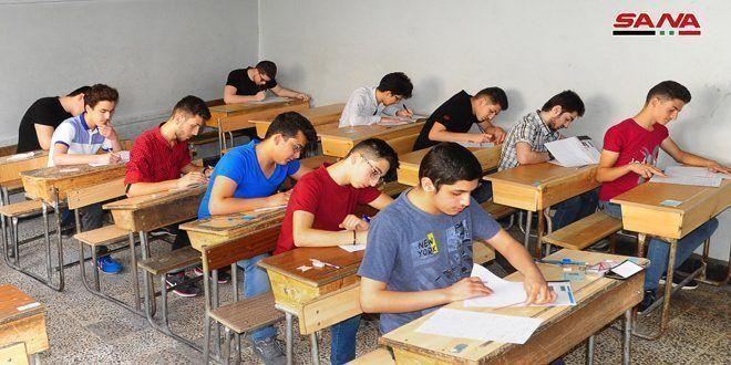 وزارة التربية السورية تعلن نتائج الشهادة الثانوية العامة يوم الخميس المقبل