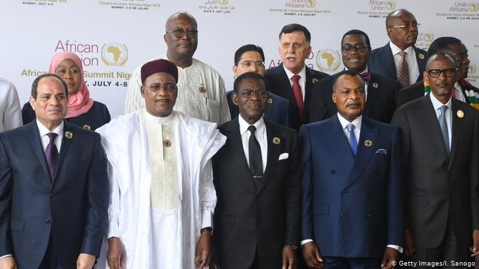 زعماء أفريقيا يدشنون منطقة تجارة حرة