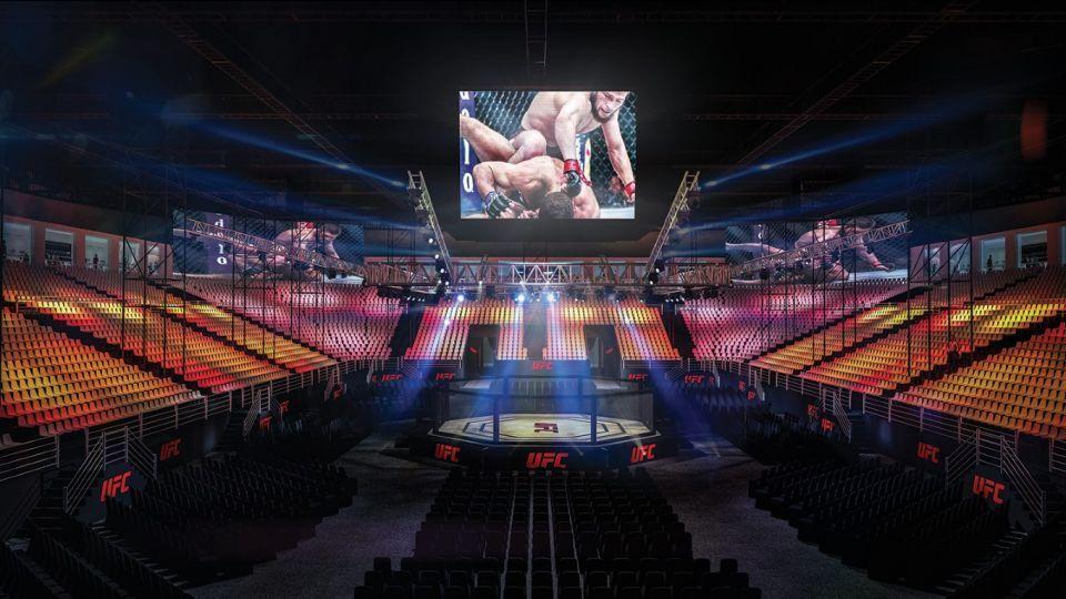 7  سبتمبر موعد مواجهة محمدوف وبويرير على لقب UFC بأبوظبي
