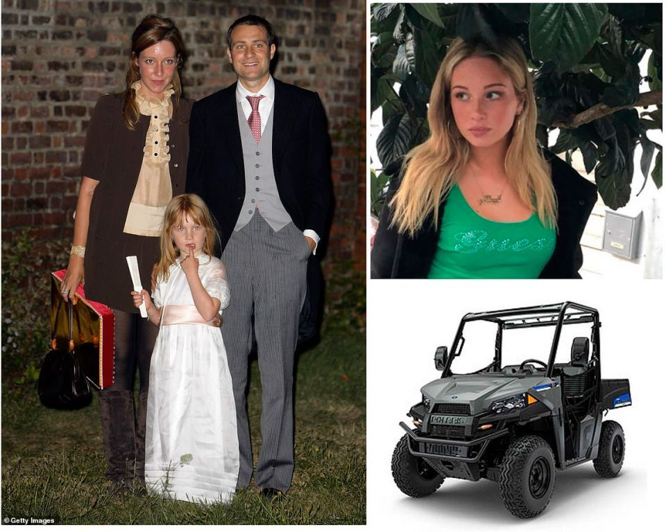 مقتل وريثة أغنى عائلتين في بريطانيا بحادث دراجة رباعية