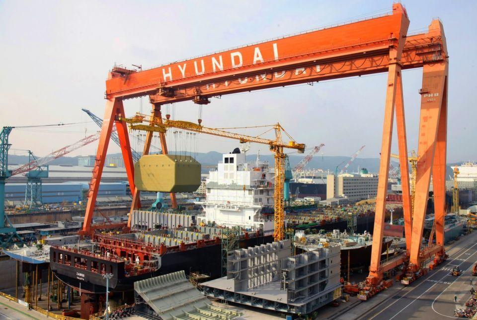 أرامكو وهيونداي يعتزمان تصنيع المحركات والمضخات البحرية في السعودية