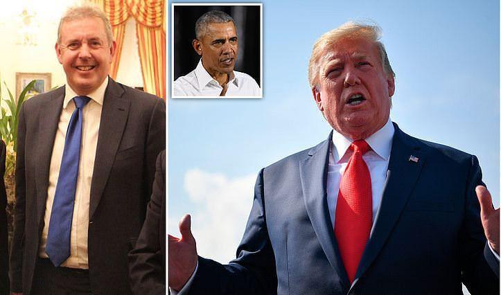 تسريبات تزعم أن ترامب إنسحب من الإتّفاق مع إيران للنكاية من أوباما