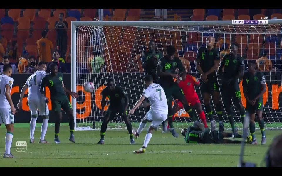 الجزائر تلاقي السنغال في نهائي كأس أفريقيا