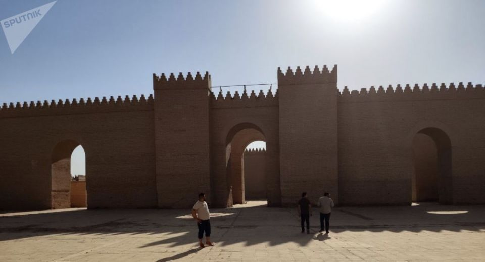 بالصور : بابل تترقب سياح العالم