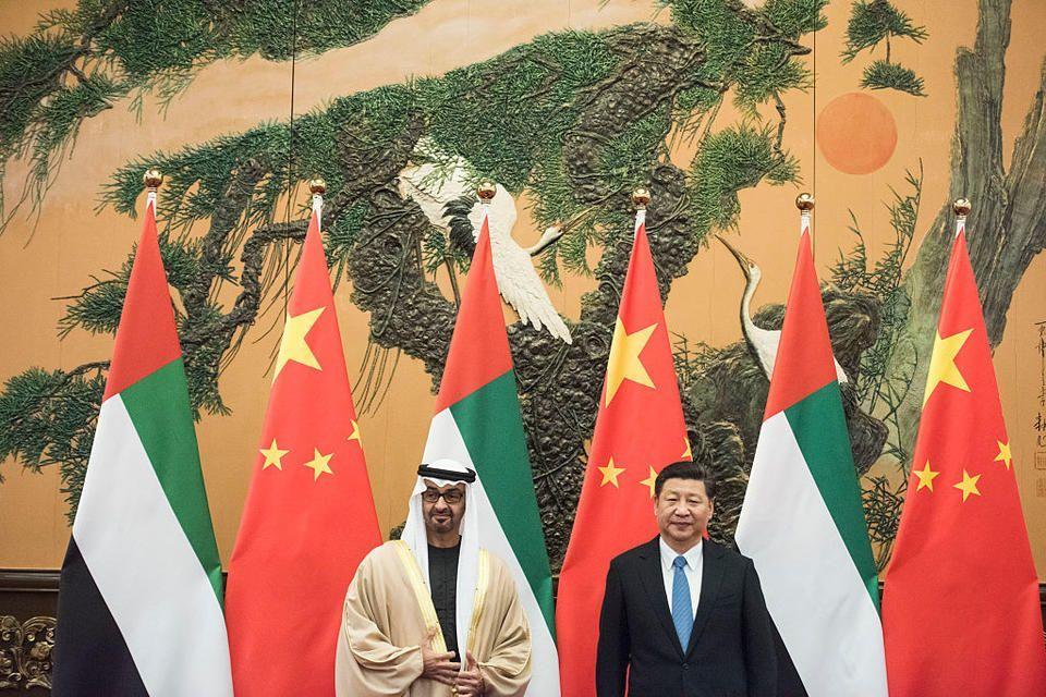 محمد بن زايد يزور الصين وسط تقديرات برفع التبادل التجاري إلى 257.6 مليار درهم