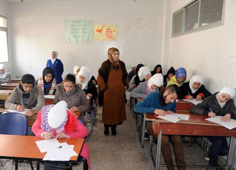 صدور نتائج امتحانات التعليم الأساسي في سوريا 2019