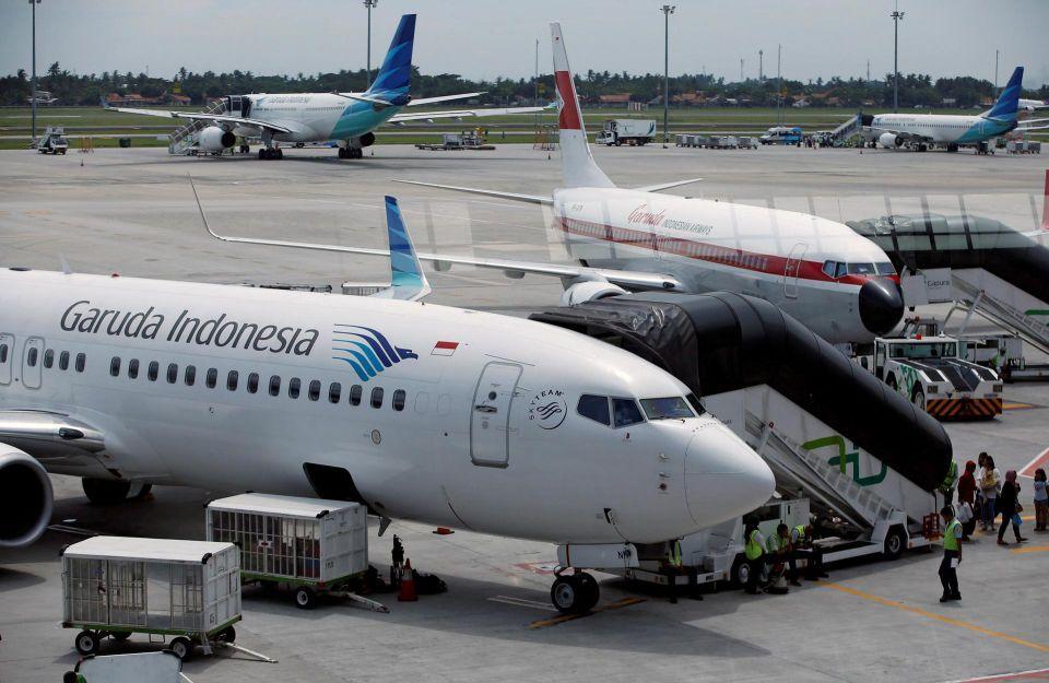 طيران جارودا تتراجع عن حظر التقاط الصور على متن طائراتها