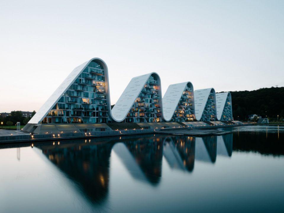 بالصور : أجمل 7 مباني مرتقبة في 2019