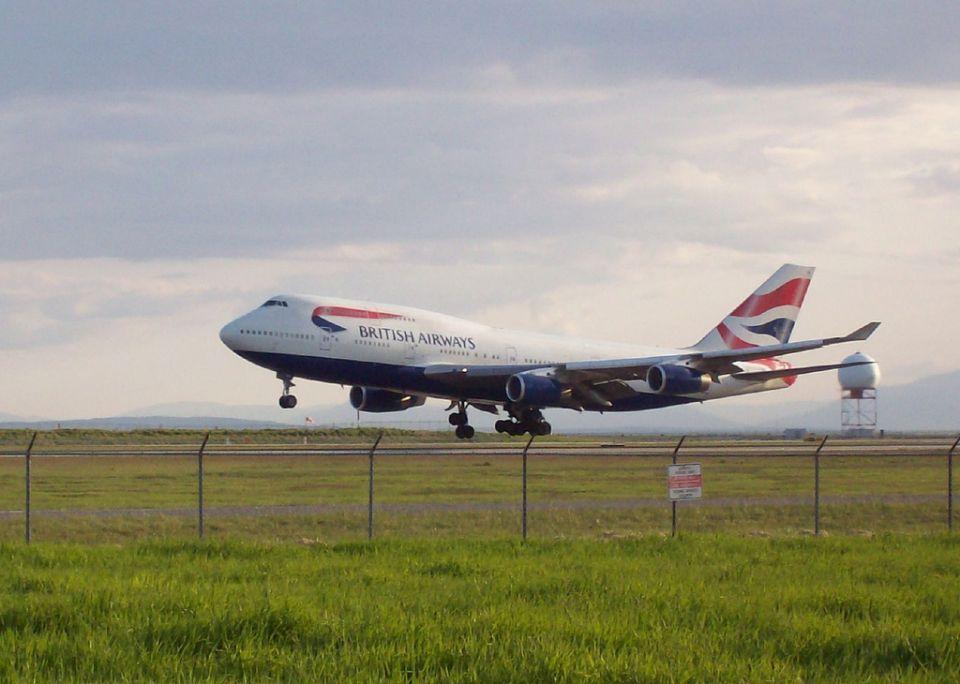 الخطوط الجوية البريطانية تستأنف رحلاتها إلى القاهرة غدا الجمعة