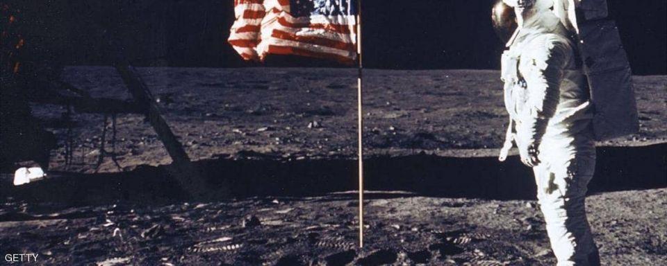 بالصور : نصف قرن عن أول خطوة للإنسان على سطح القمر