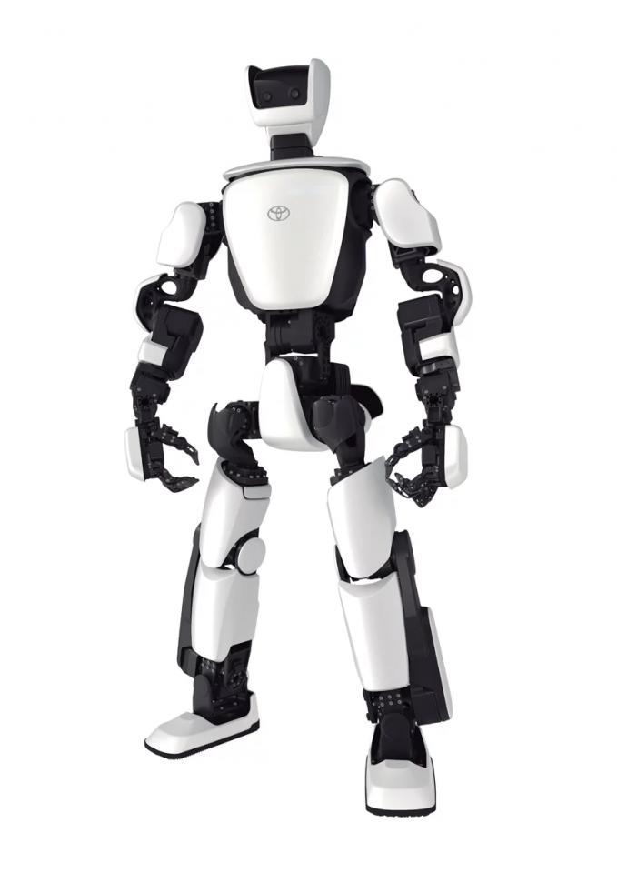بالصور : تويوتا تكشف عن روبوتات للألعاب الأولمبية في طوكيو 2020