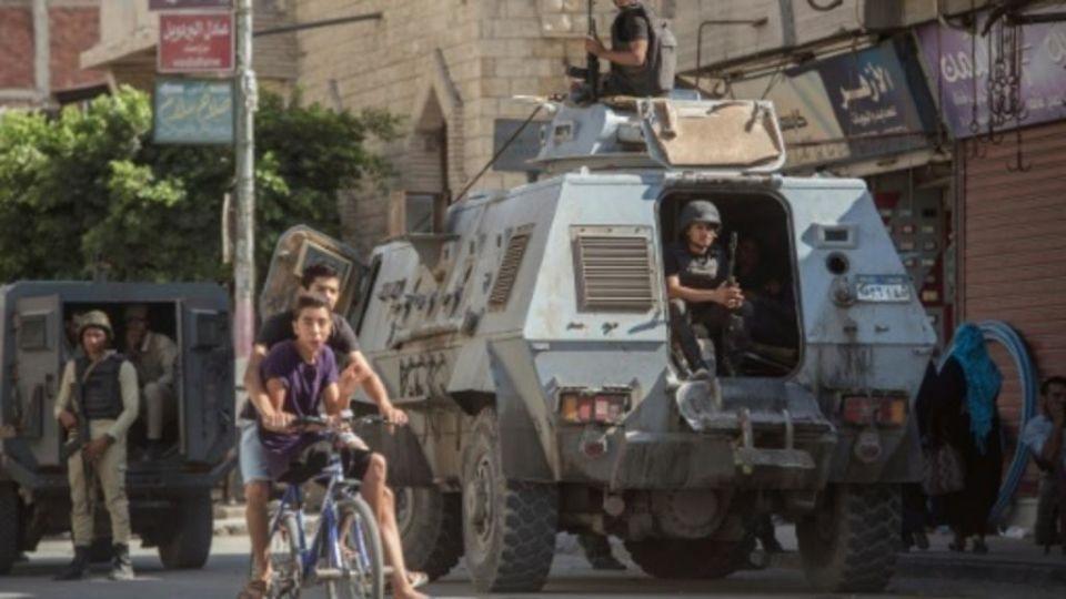 واشنطن تزوّد الجيش المصري بأكثر من 900 عربة مضادة للألغام