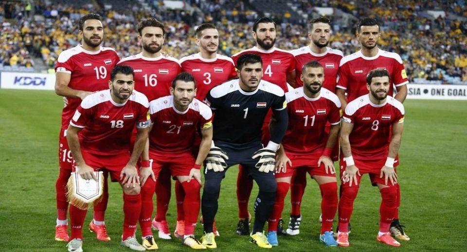 سوريا تلعب مبارياتها في تصفيات كأس آسيا والمونديال في الإمارات