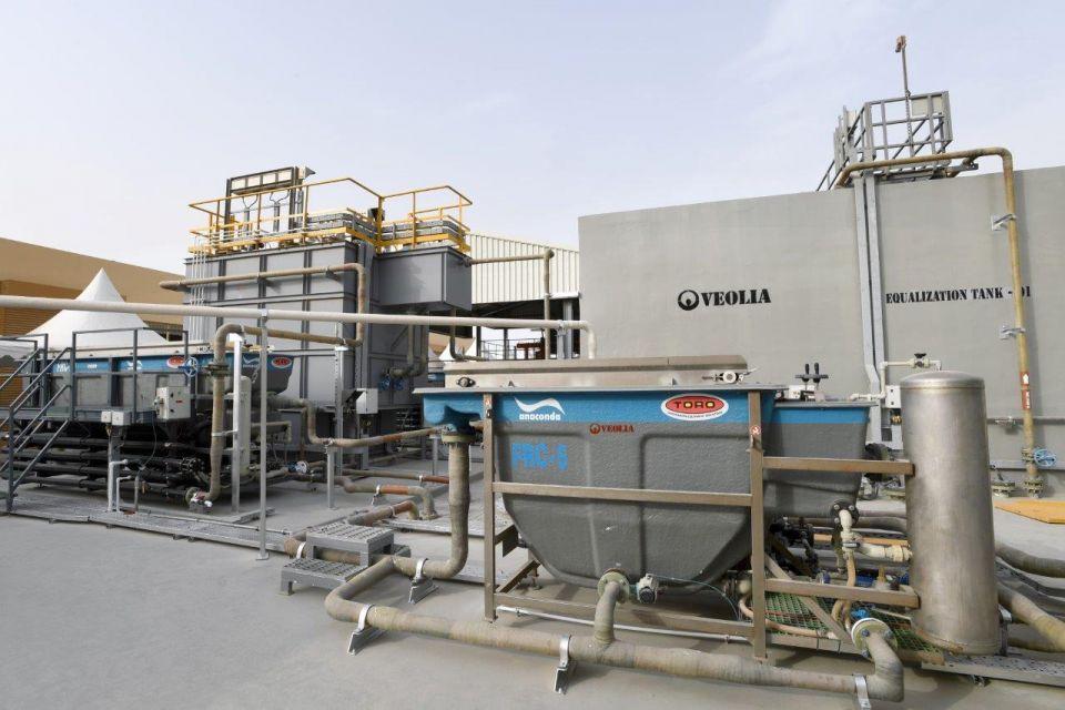 بلدية دبي تبدأ تشغيل محطة معالجة النفايات الصناعية السائلة الخطرة