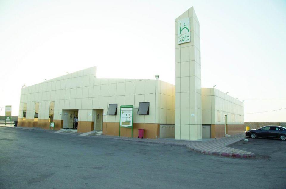 كاميرات مراقبة للحد من سرقات مساجد الطرق في السعودية