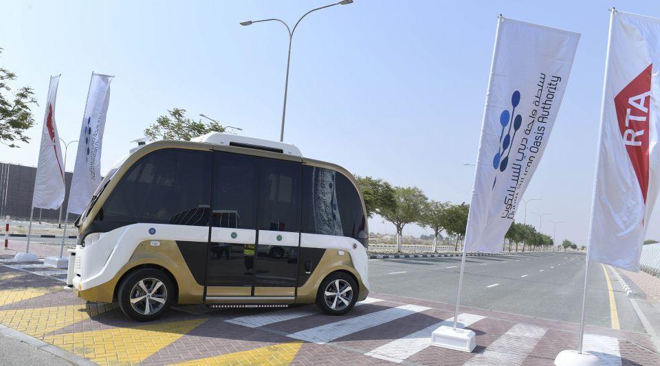 اختبارات تحدي دبي للتنقّل «ذاتي القيادة»  تبدأ مطلع أغسطس
